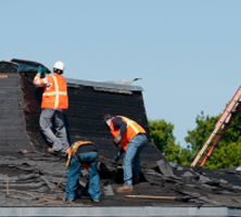 roofing services for the weston, waylon and sudbury areas
