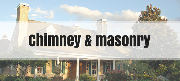 chimney and masonry services offered by labelle roofing
