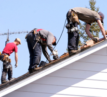 repair and maintenance roofing services
