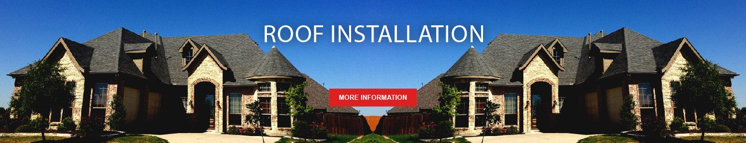 Installation on your Roof!